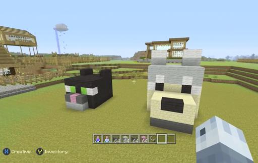 ペットチュートリアル - Minecraftの