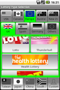 Www lotto numbers south africa