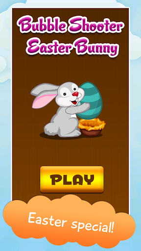 Easter Bubble Shooter Game