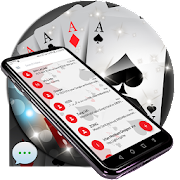 Playing Cards SMS Go Theme