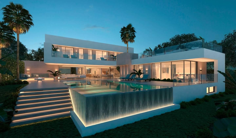 Maison avec piscine et terrasse San Pedro Alcántara