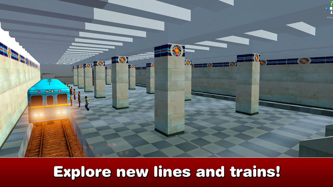 Moscow-Subway-Train-Simulator 22