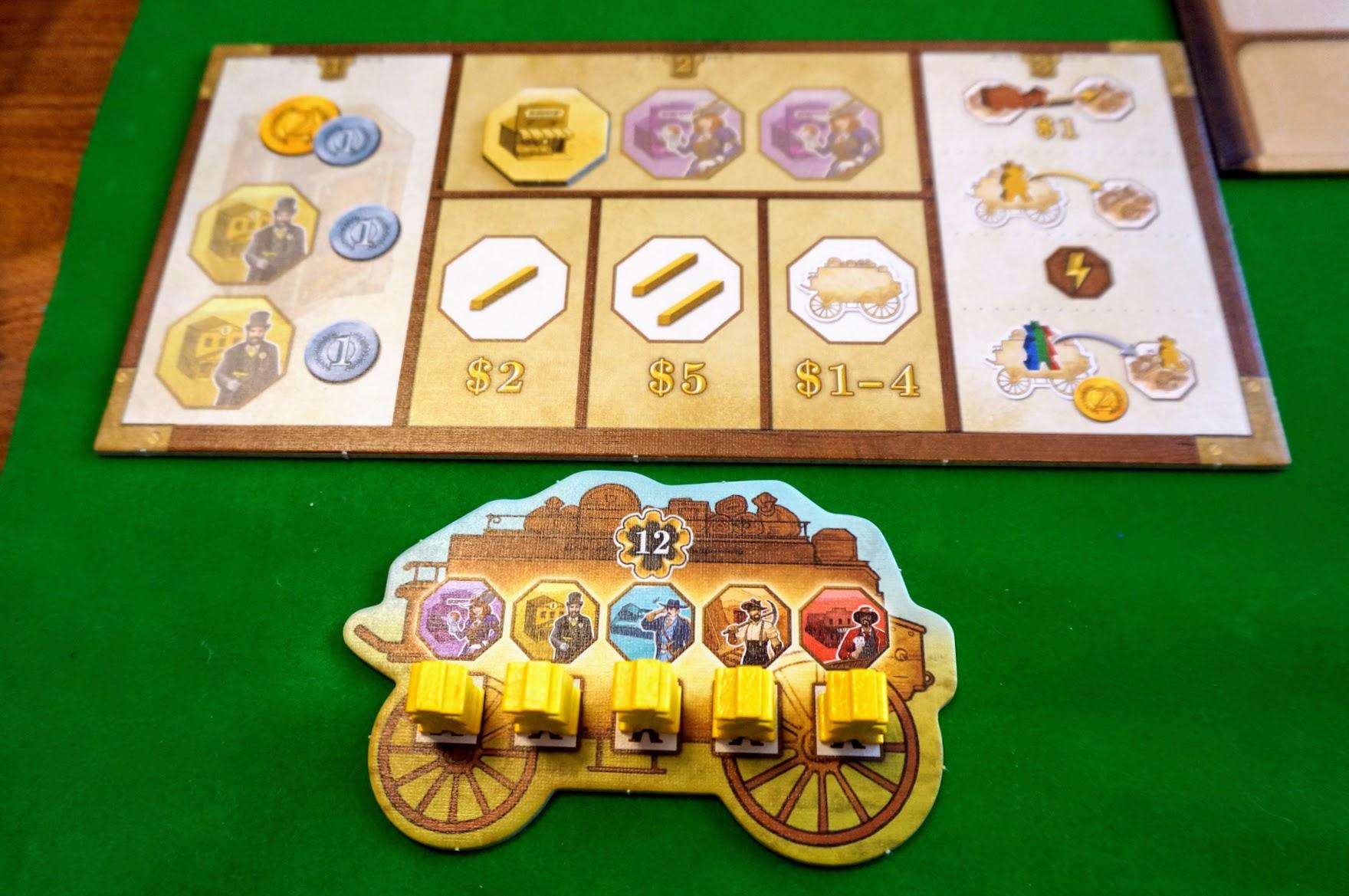 パイオニア:ゲームの準備2