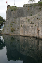 Photo: Gurdic Bastion, parf of the Old fort walls at Kotor