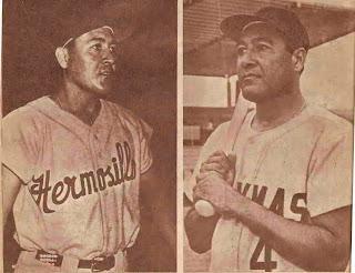 Imagen que contiene foto, béisbol, texto, viejo  Descripción generada automáticamente