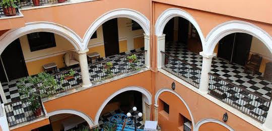 Misión Campeche América Centro Histórico