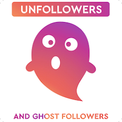 Unfollowers & Ghost Followers for Instagram