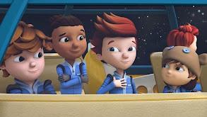 Moon Face; Lone Star 2 -- Rocket Kids! thumbnail