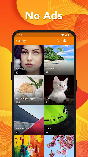 Simple Gallery - Photo and Video Manager &u00a0Editor 5.2.2 Screenshots 1