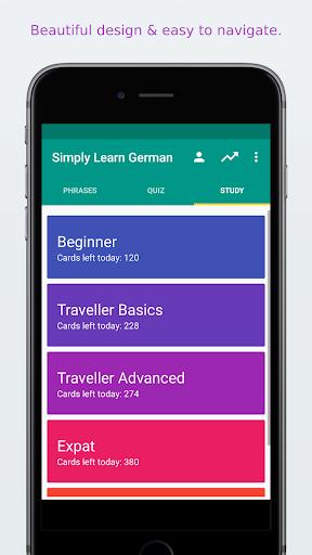 simply learn german screenshot 3