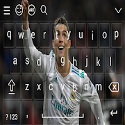 New Keyboard For Cristiano Ronaldo APK for Bluestacks