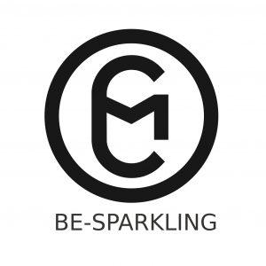 BE-SPARKLING logo