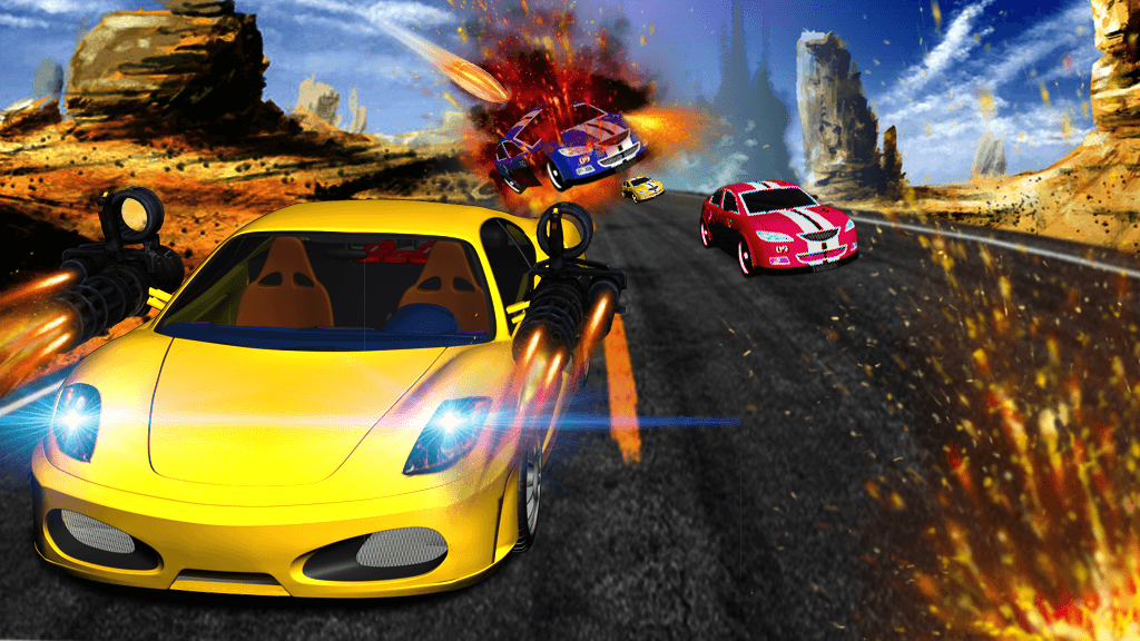 Death Race Car Shooting Android Apps On Google Play