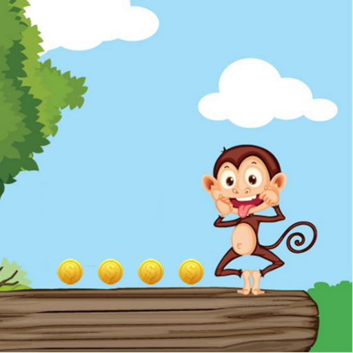 Banana Monkey Run Android APK Download Free By Crazy Gamerz Studio