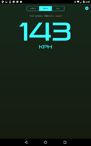 玩免費遊戲APP|下載mySpeed - GPS Speedometer app不用錢|硬是要APP