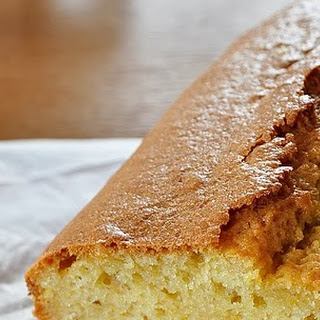 Orange Cake without butter