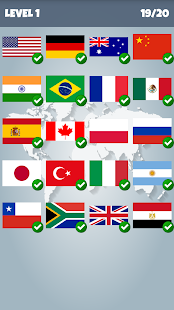 Flags of the World Quiz- screenshot thumbnail