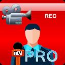 New Reporter Tv Rec Pro icon