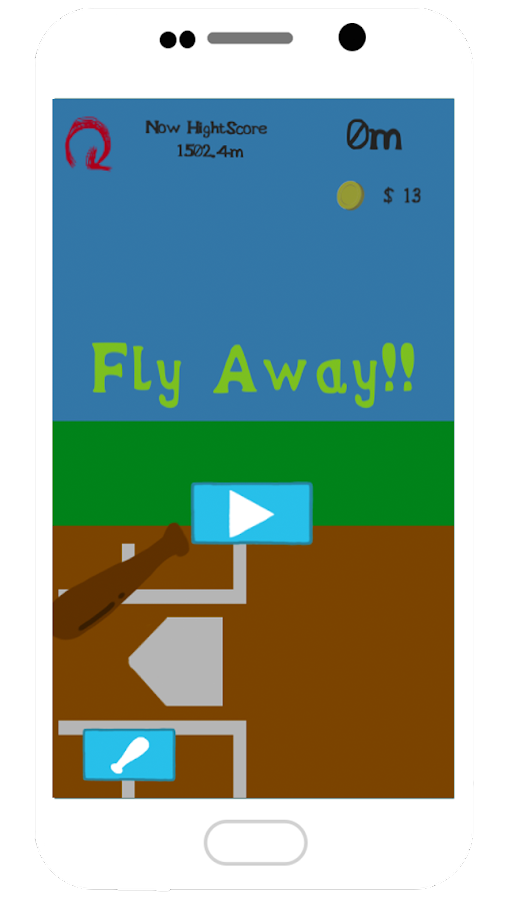 Fly Away!!- screenshot