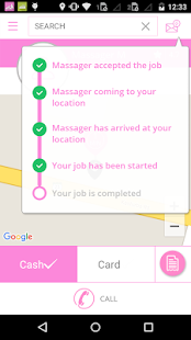 Massager on demand- screenshot thumbnail