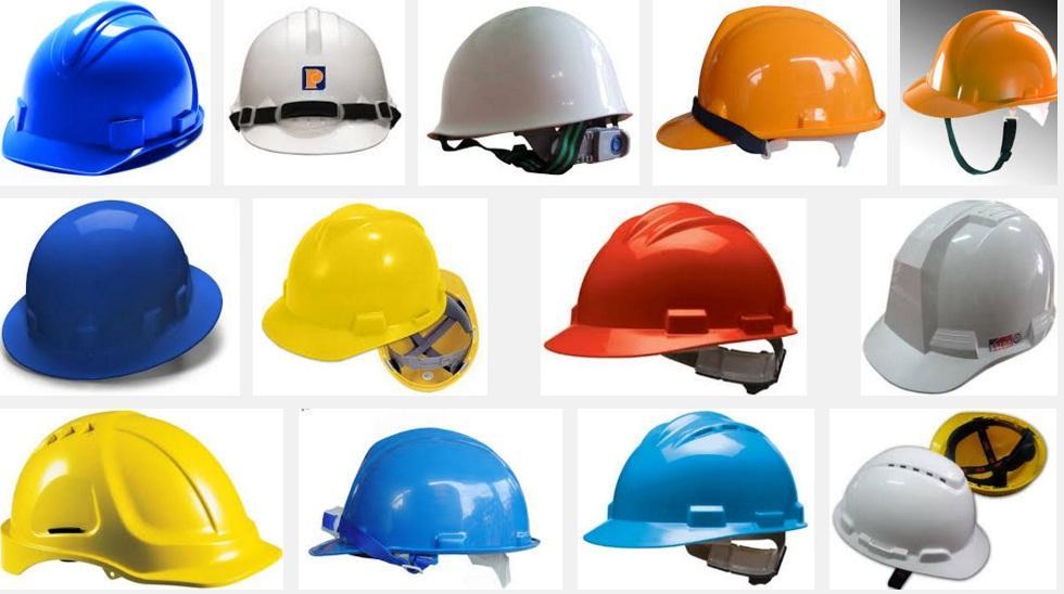 Nón bảo hộ giúp bảo vệ phần đầu người lao động