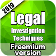 Legal Investigation Techniques 2019 Edition icon
