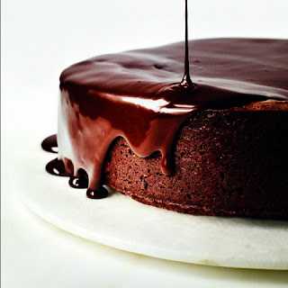 Chocolate Glaze Without Heavy Cream Recipes