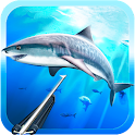 Spearfishing 3D icon
