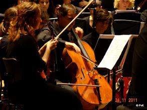 Photo: De  mooie cellosolo in het 2e Pianoconcert