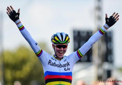 Wereldkampioene veldrijden van 2016 Thalita de Jong heeft nieuwe werkgever beet