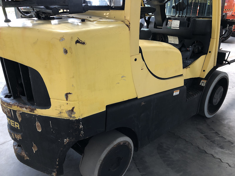 Picture of a HYSTER S6.0FT