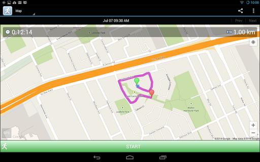 JogTracker 1.0.4 screenshot 10