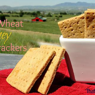 Soaked Honey Graham Crackers.