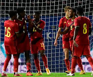Euro 2023: les Diablotins connaissent leurs adversaires en qualification