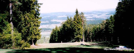 Photo: Tsjechië. Boheems landschap.