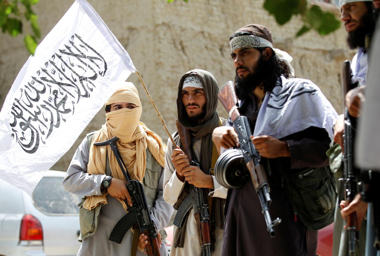 ¡Talibanes y Rusia! El grupo terrorista llega a Moscú para negociar