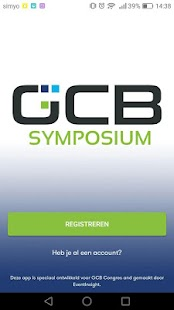 Download GCB Symposium 2018 For PC Windows and Mac apk screenshot 1