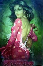 Photo: Traje de flamenca