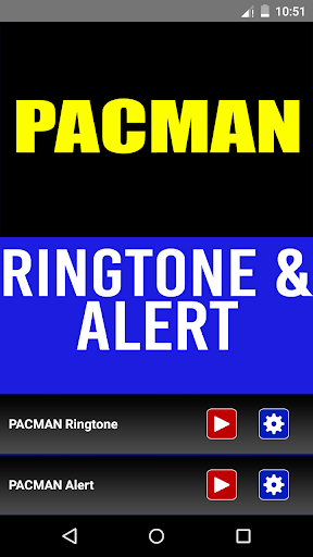 Pacman game Ringtone and Alert