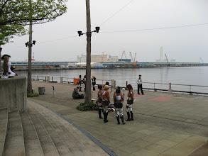 Photo: 阪神の地元だけあって巨人を駆逐しに来た模様。