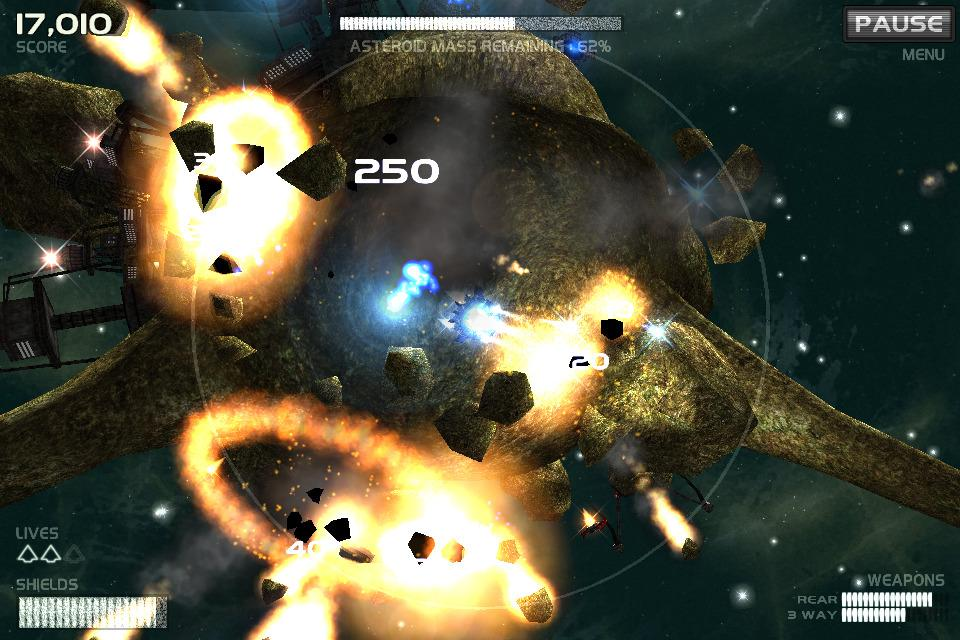 Darkside Lite- screenshot