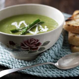 Asparagus Soup.