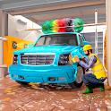 Smart Car wash Workshop: Service Garage icon