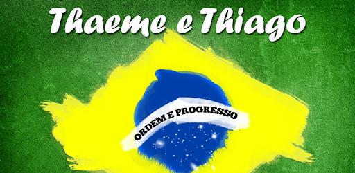 THAEME THIAGO PALCO SAUDADE MP3 E BAIXAR SINTO