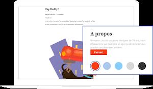 Designer un site internet