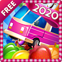 Fruit Burst Puzzle Game 2020 icon