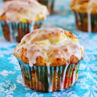 Citrus Poppy Seed Muffins.