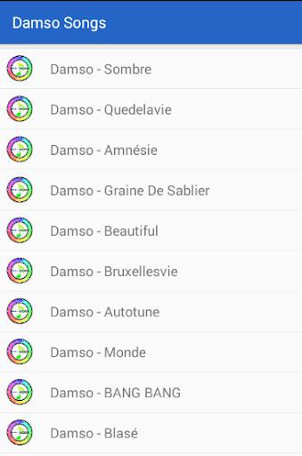 DAMSO MP3 TÉLÉCHARGER DÉBROUILLARD