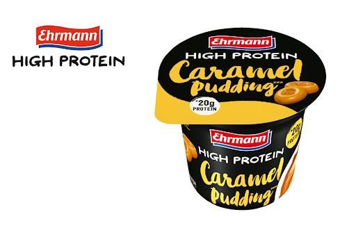 Bild für Cashback-Angebot: High Protein Pudding Karamell - Ehrmann