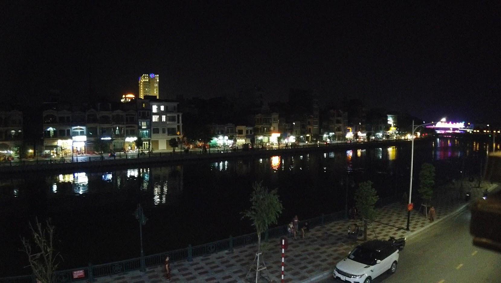 Quán view đẹp Sky Beer ngắm Phố đi bộ sông Tam Bạc ở Hải Phòng 2